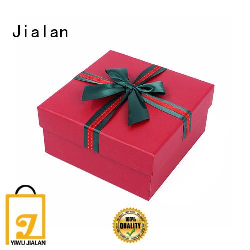 Jialan customized paper box packing gifts