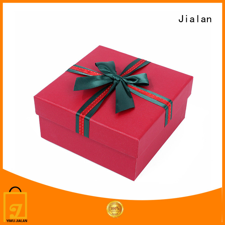 Jialan present box popular for packing gifts