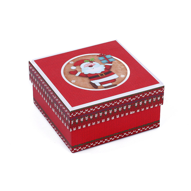 2020 Paper boxes Christmas paper box for gift paper box