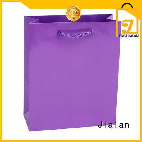 colored paper bags shoe stores Jialan