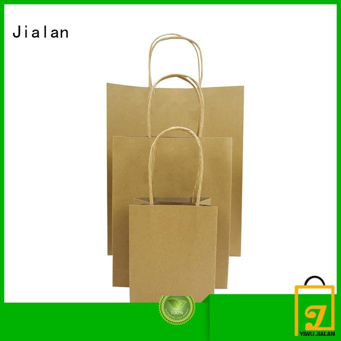Jialan kraft bags special festival gift packaging