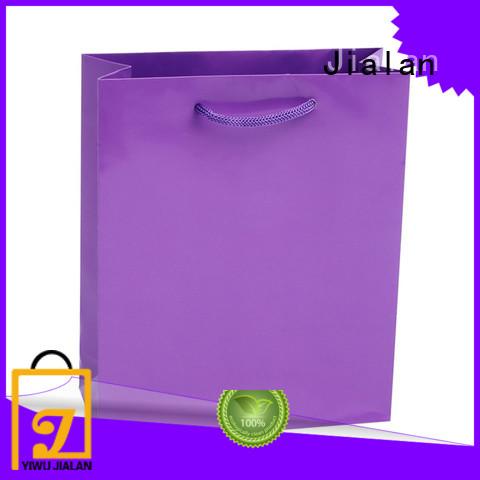 Jialan present bag excellent for supermarket