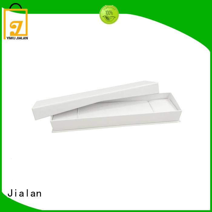 white gift boxes accessory shop Jialan
