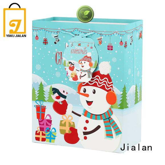 Jialan christmas bags optimal for christmas presents
