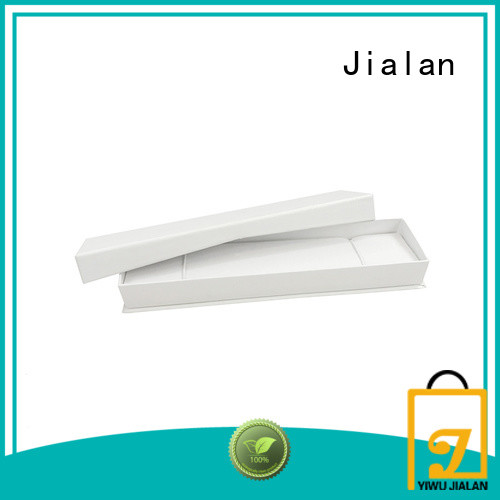 Jialan paper jewelry box satisfying for accessory shop