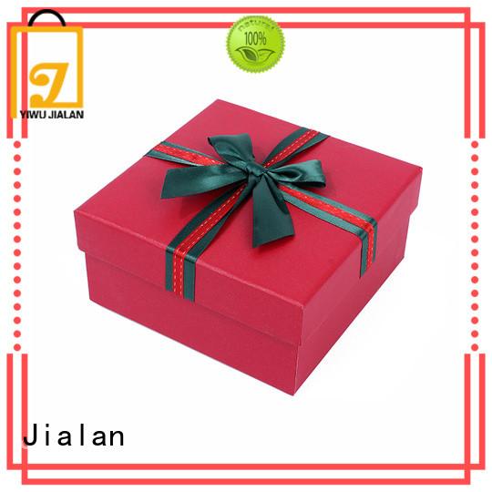 Jialan present box packing birthday gifts
