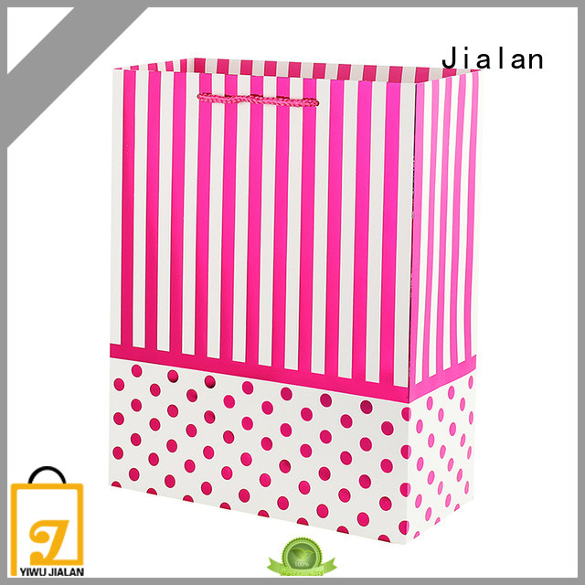 Jialan gift bags needed for gift packing