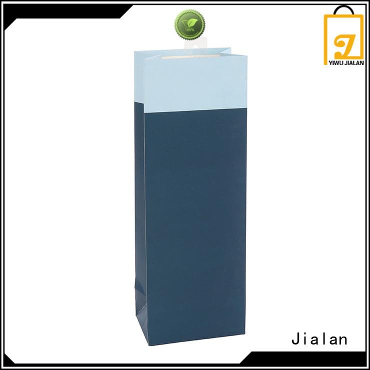 paper bottle bags packing wine Jialan
