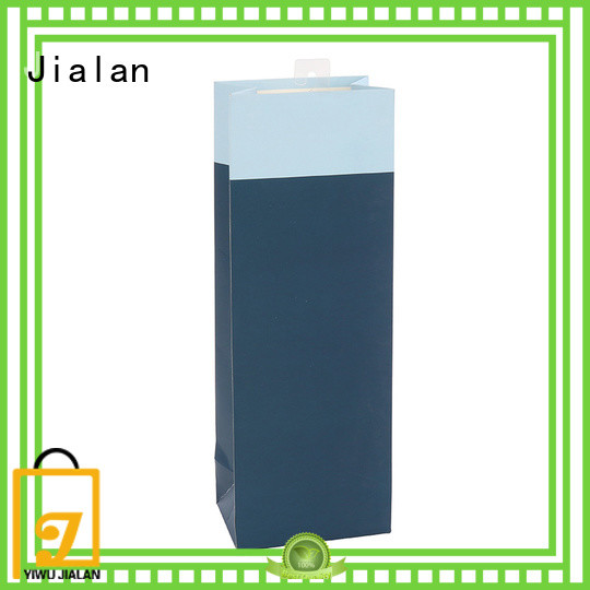 Jialan high grade bottle gift bags widely used for