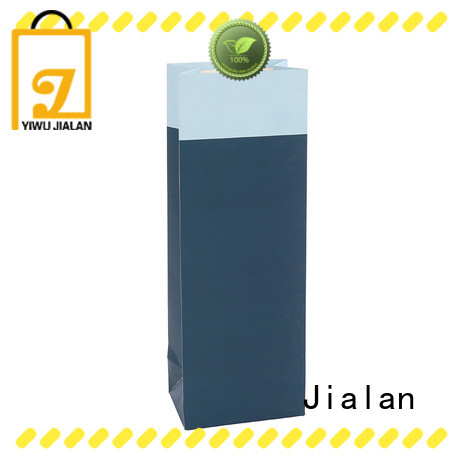 Jialan hot selling wine gift bags optimal for packing wine