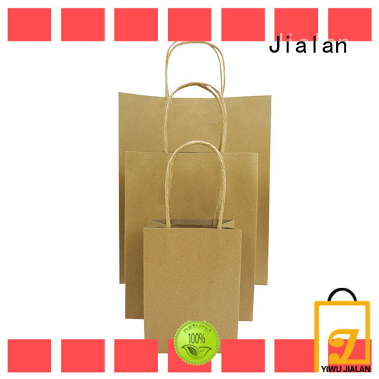 good quality paper kraft bags daily shopping