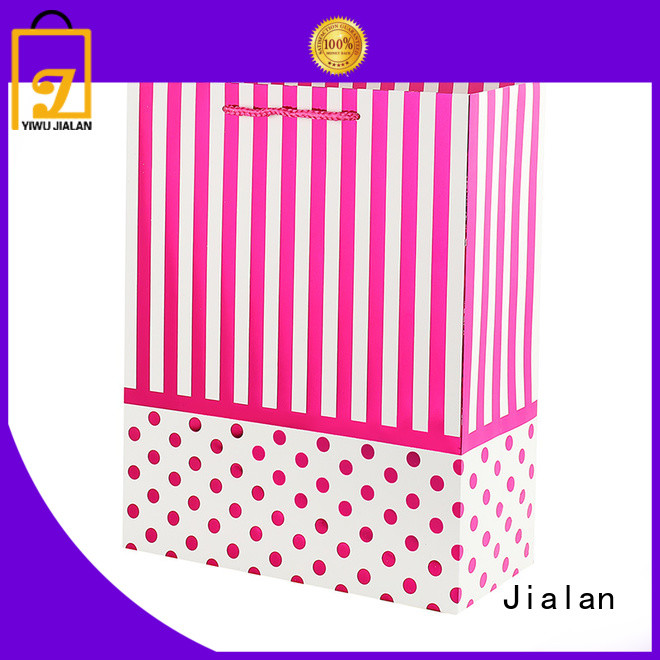 paper carrier bags very useful for holiday gifts packing Jialan