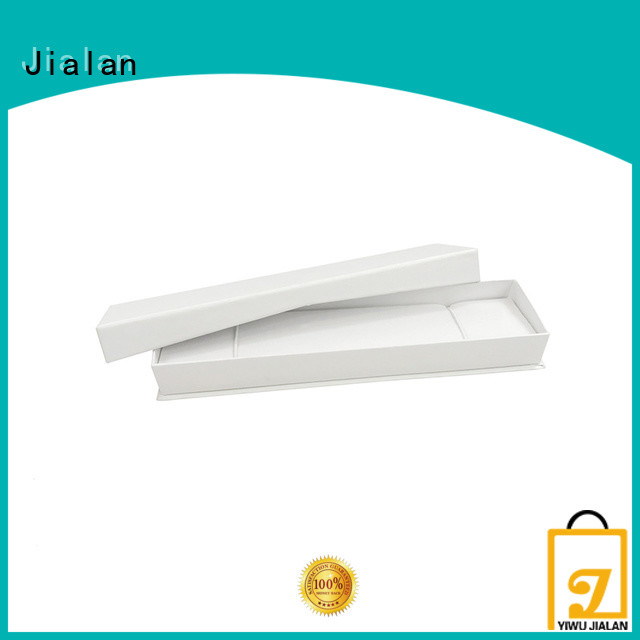 Jialan economical jewelry gift box great for accessory shop
