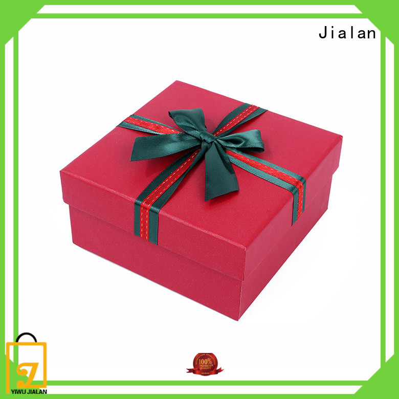 Jialan exquisite paper box suitable for packing gifts