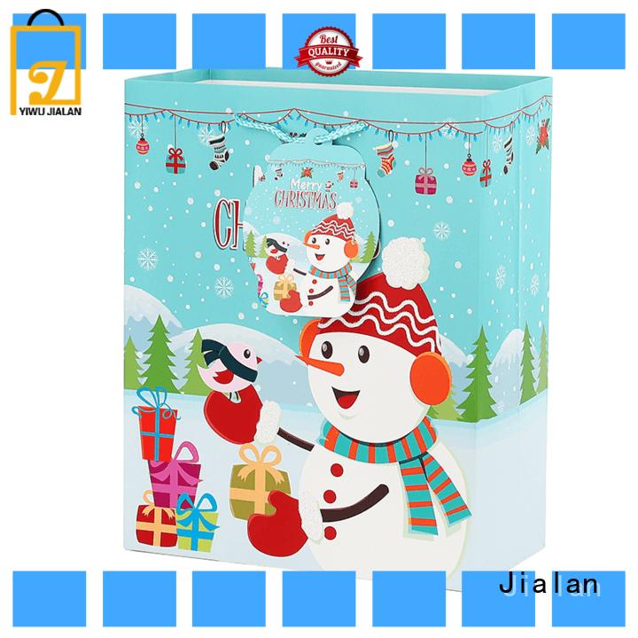 Jialan christmas gift wrap satisfying for