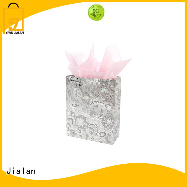 Jialan paper gift bags perfect for packing birthday gifts