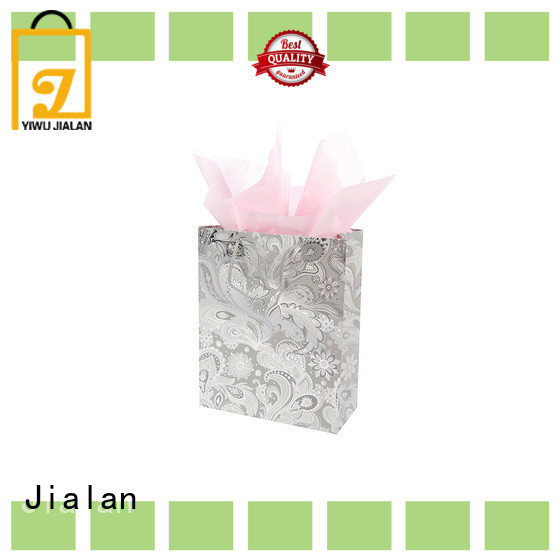 personalized paper bags perfect for packing birthday gifts Jialan
