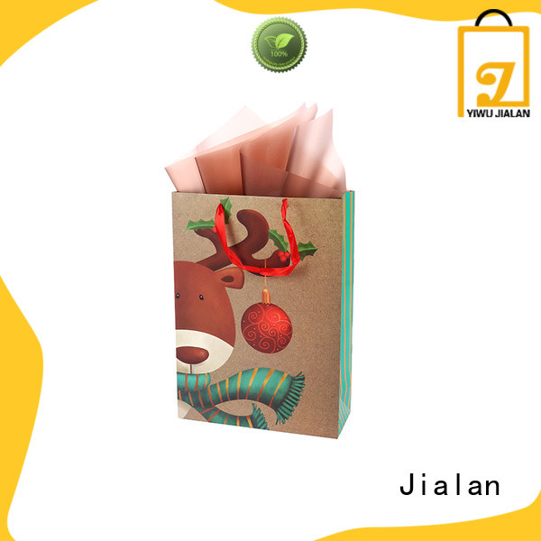 Jialan cost saving paper gift bags great for packing gifts