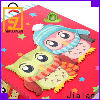 Jialan gift wrap bags for sale for gift stores