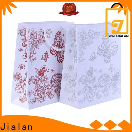 Jialan personalized paper bags company for packing gifts