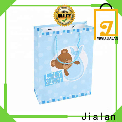 Jialan buy gift paper bags company for packing gifts