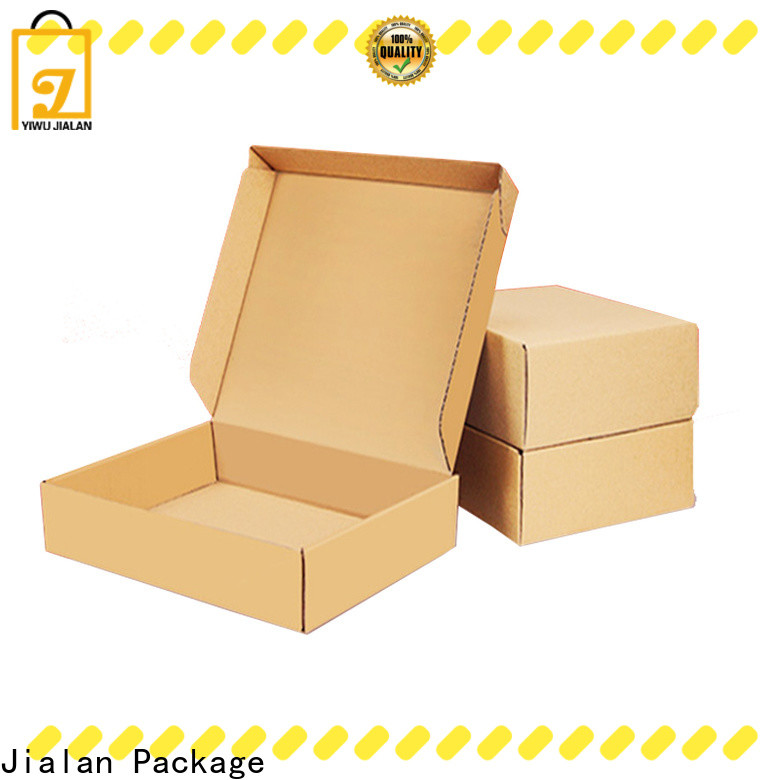 Jialan Package custom corrugated mailers supplier for delivery