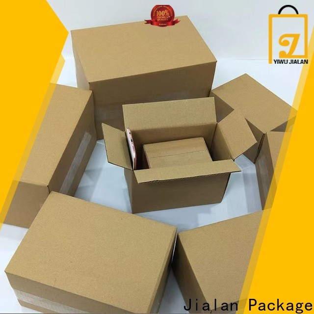 Professional custom corrugated cardboard boxes factory for shipping