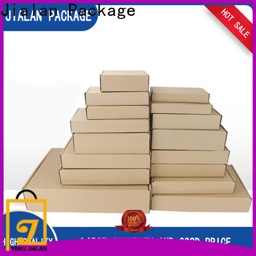 Jialan Package corrugated mailers wholesale supply for package