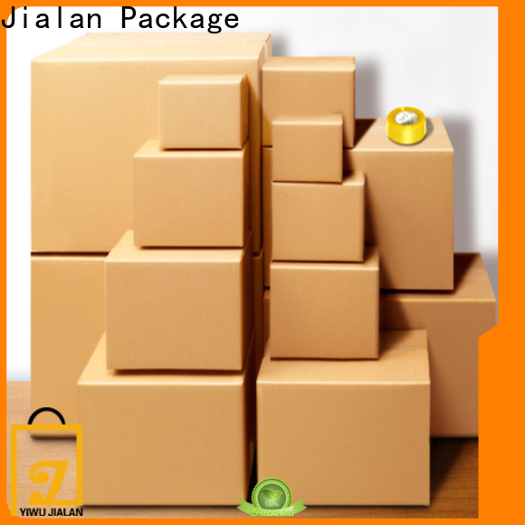 Jialan Package Quality custom carton box for sale for package