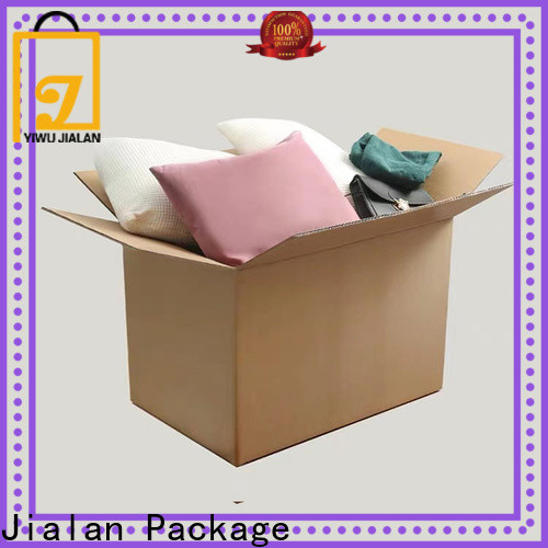 Jialan Package Custom custom made cardboard boxes vendor for delivery