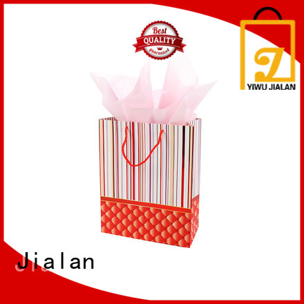 Eco-Friendly personalized paper bags great for packing birthday gifts