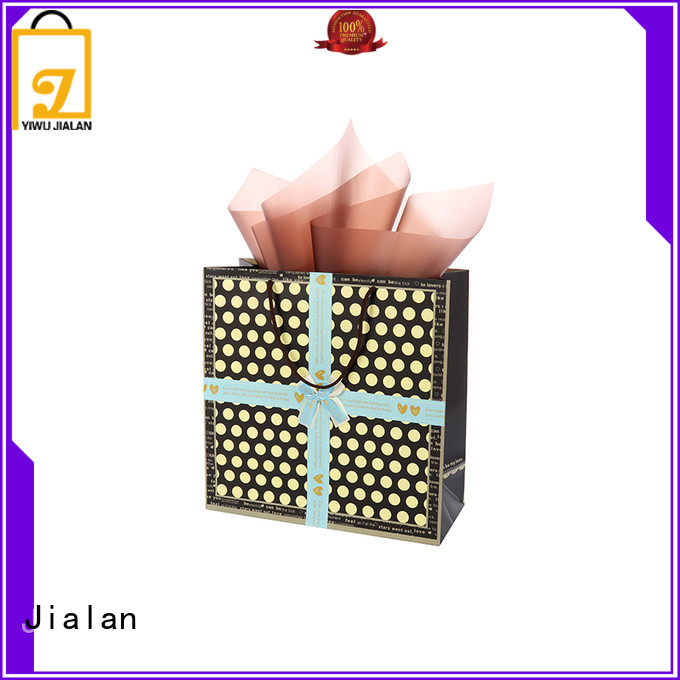 Jialan professional gift bags great for holiday gifts packing