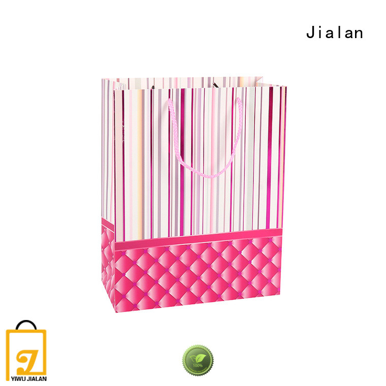 various personalized paper bags satisfying for packing birthday gifts