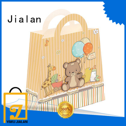 personalized paper bags ideal for packing birthday gifts