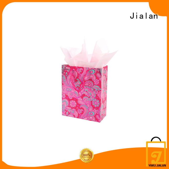 good quality personalized paper bags optimal for packing gifts
