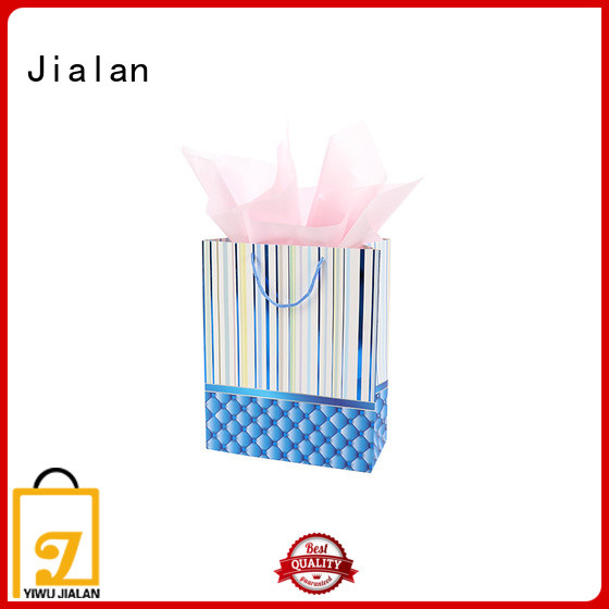 personalized paper bags optimal for packing birthday gifts