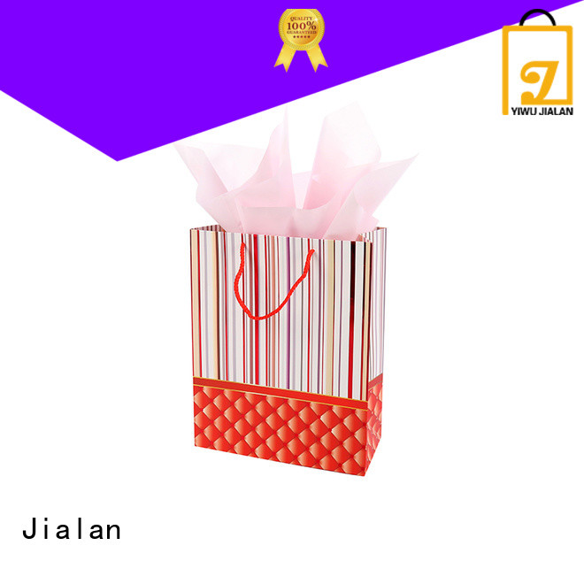 Jialan various gift bags optimal for packing birthday gifts