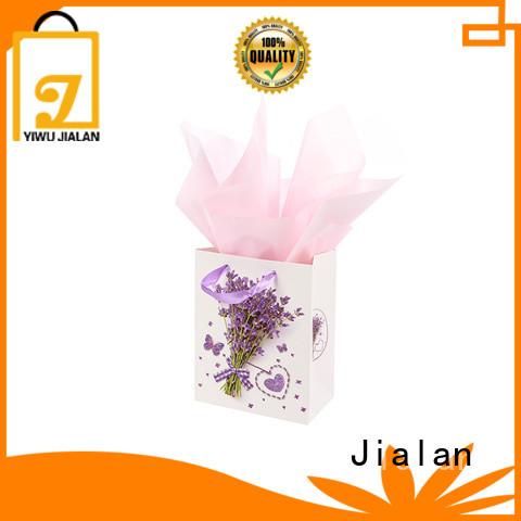 Jialan various paper gift bags packing gifts