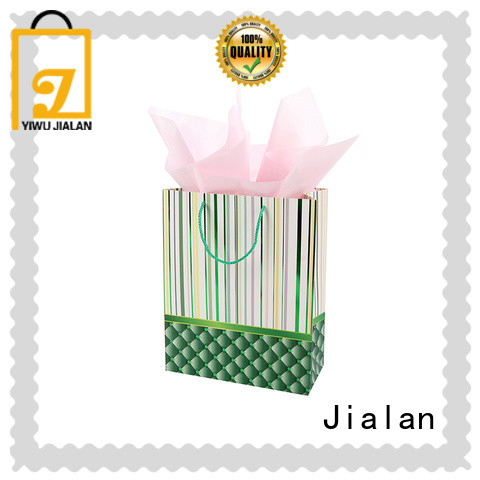 Jialan personalized paper bags perfect for packing gifts