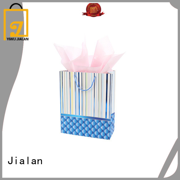 Jialan gift bags ideal for holiday gifts packing