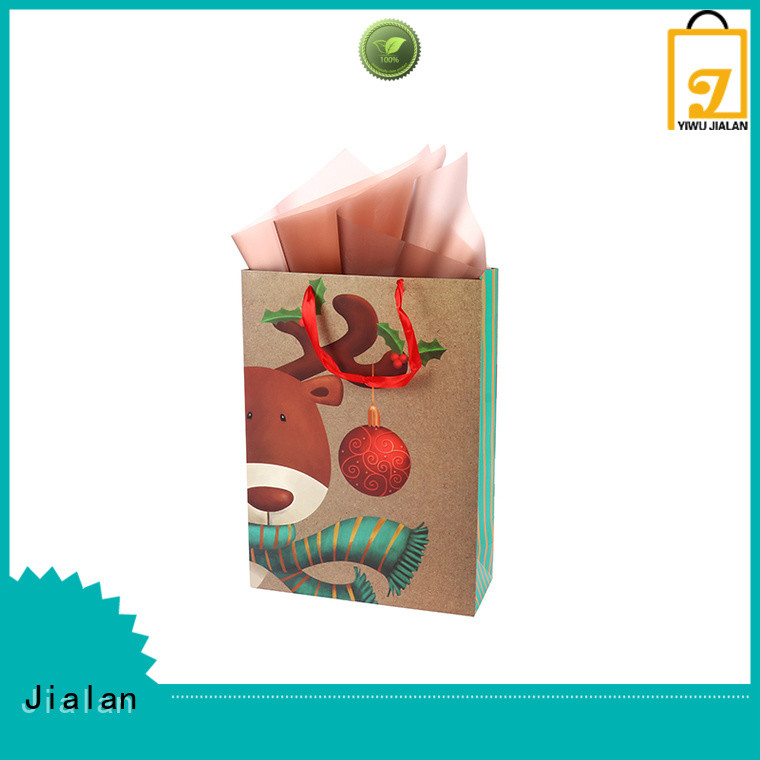 Jialan paper gift bags great for holiday gifts packing