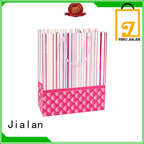 Jialan paper gift bags ideal for holiday gifts packing