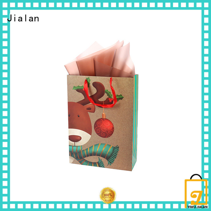 Jialan paper gift bags perfect for holiday gifts packing