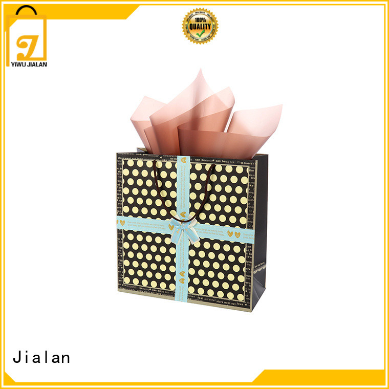 Jialan various personalized paper bags packing gifts