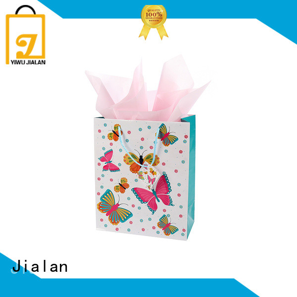 Jialan cost saving gift bags ideal for packing birthday gifts