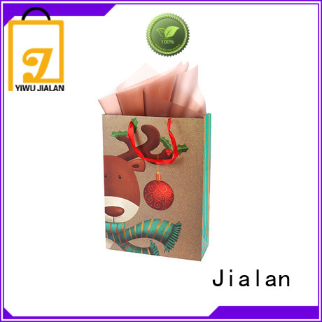 Jialan cost saving personalized paper bags perfect for packing birthday gifts