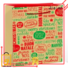 hot selling gift wrap bags popular for packing birthday gifts