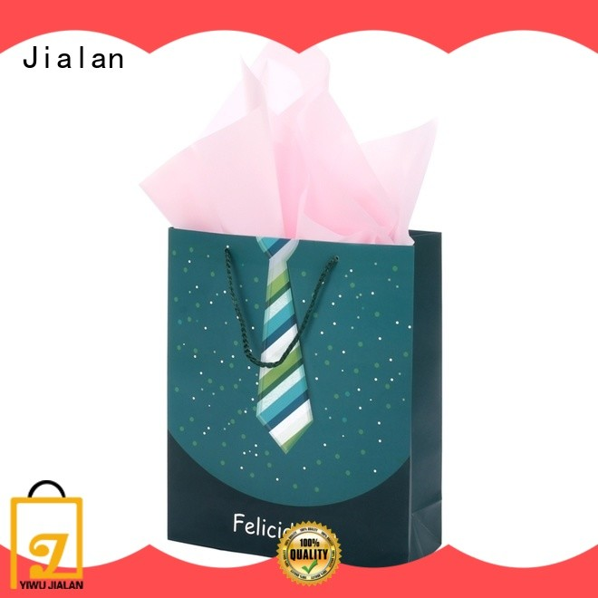 cost saving personalized paper bags optimal for holiday gifts packing