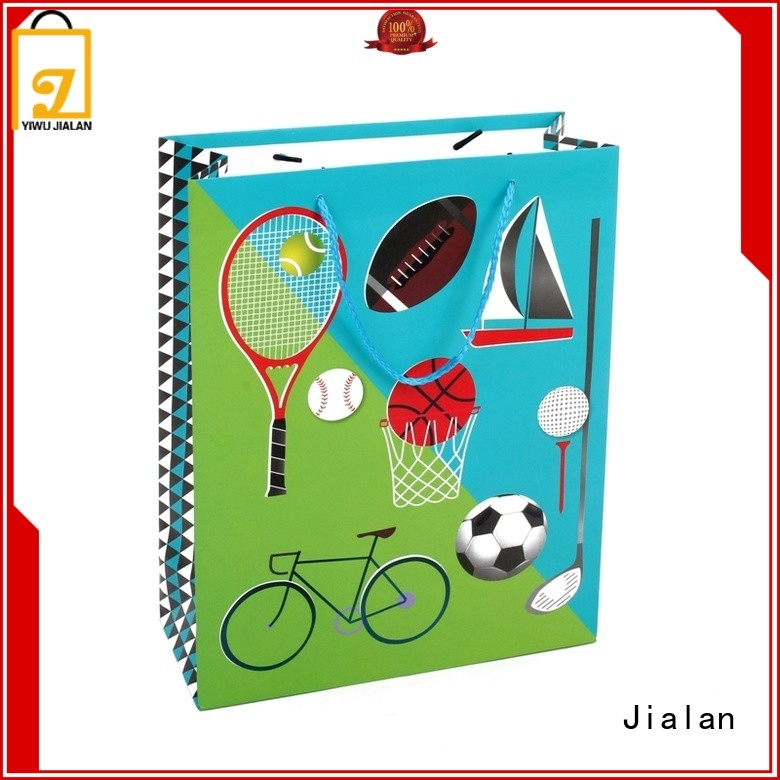Jialan good quality gift bags great for packing birthday gifts