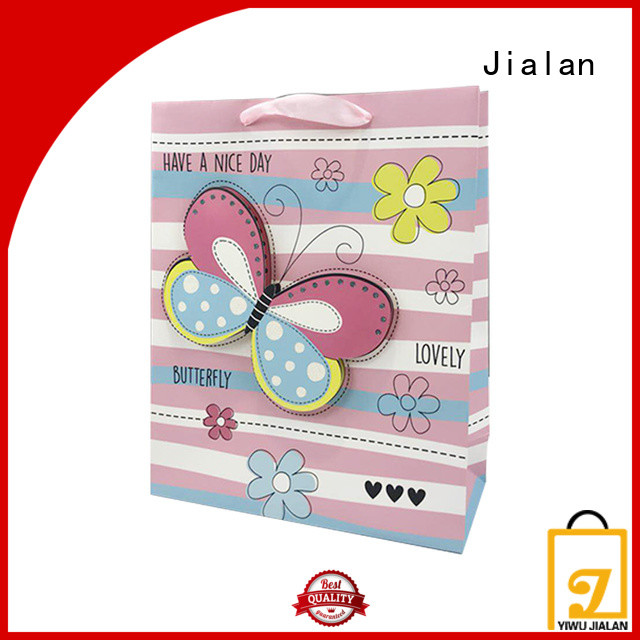 Jialan gift bags great for packing gifts